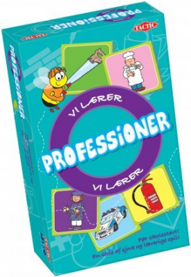 Let's Learn the Professions
