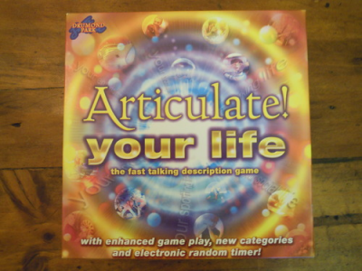 Articulate! Your Life