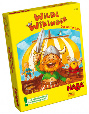 Wild Vikings The card game