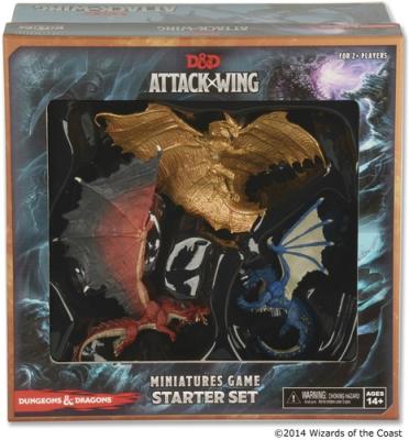 Dungeons & Dragons: Attack Wing - Starter Set