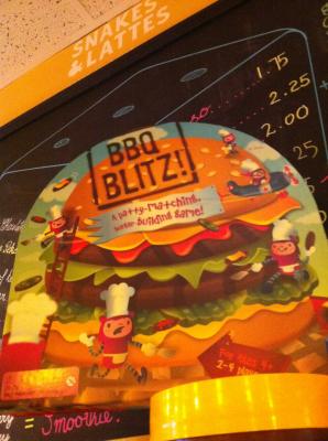 BBQ Blitz!