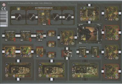 Heroes of Normandie: GE SS Panzergrenadier