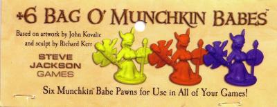 +6 Bag O' Munchkin Babes