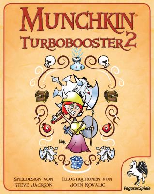 Munchkin Turbobooster 2