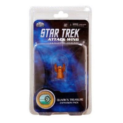 Star Trek: Attack Wing – Quark's Treasure Expansion Pack