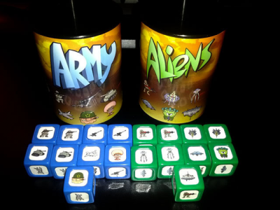 Army Vs. Aliens