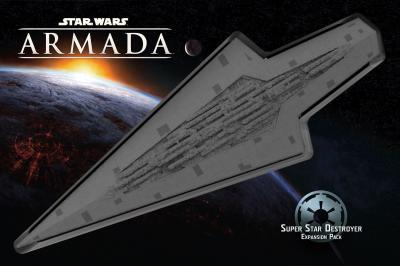 Star Wars: Armada – Super Star Destroyer Expansion Pack