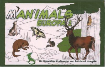 Manimals - Europa 1