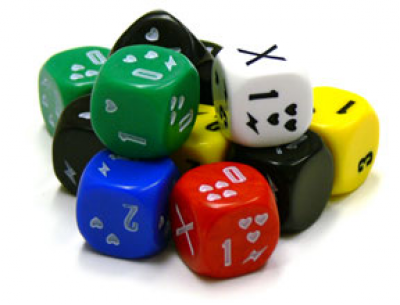 Descent Dice Pack (First Edition)
