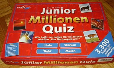 Junior Millionen Quiz