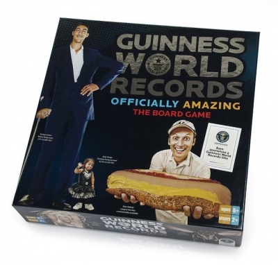 Guinness World Records The Board Game!