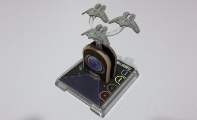 Star Trek: Attack Wing – Federation Attack Fighters Resource