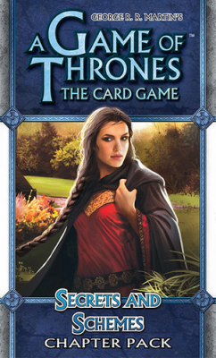 A Game of Thrones: The Card Game – Secrets and Schemes