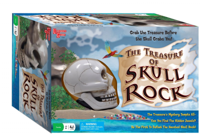 The Treasure of Skull Rock
