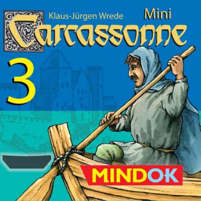 Carcassonne - Mini Ext.3 - Les Ferrys