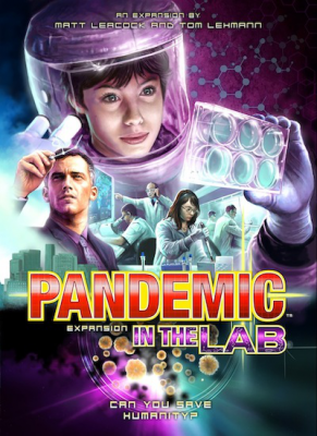 Pandemie: In the Lab