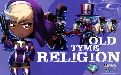 Rail Raiders Infinite: Old Tyme Religion