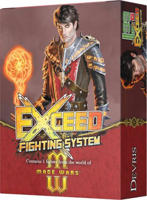 EXCEED: Devris Bonus Fighter