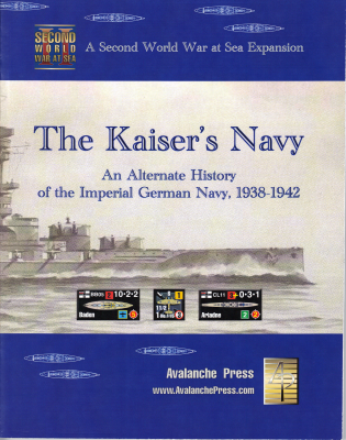 Second World War at Sea: The Kaiser's Navy