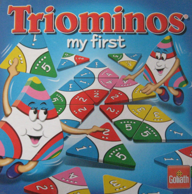 My First Triominos