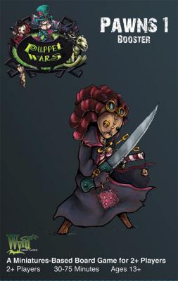 Puppet Wars: Pawns 1