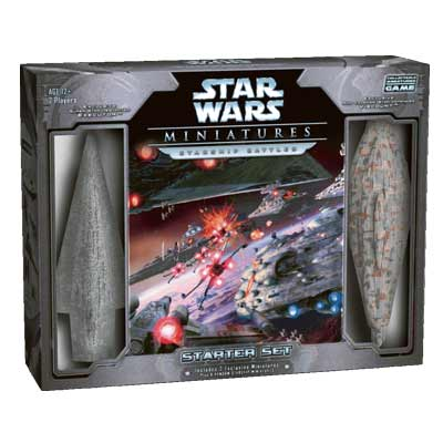 Star Wars Miniatures Starship Battles
