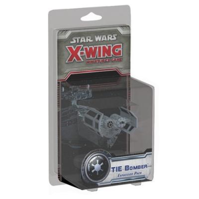Star Wars: X-Wing Miniaturen-spiel - TIE Bomber Erweiterungs-Pack