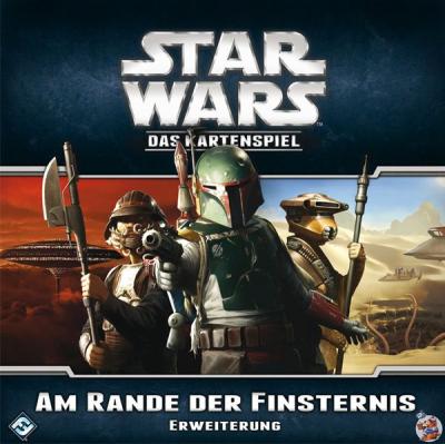 Star Wars Kartenspiel: Am Rande der Finsternis