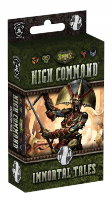 Hordes: High Command – Immortal Tales