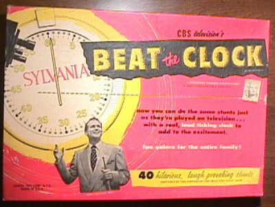 Beat the Clock Game