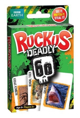 Ruckus Deadly 60