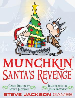 Munchkin: Santa's Revenge