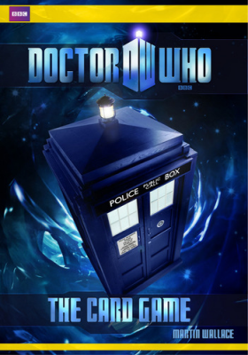 Doctor Who: The Card Game - Classic Doctors Edition