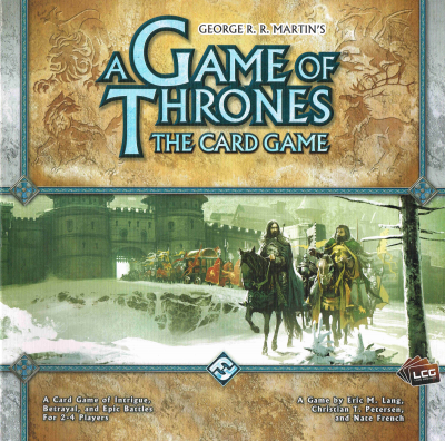 Der Eiserne Throne: Das Kartenspiel