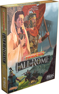 Pandemic: La Chute de Rome