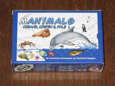 Manimals: Ozeane, Küsten & Pole 1