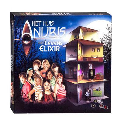 Het Huis Anubis: Het levenselixir