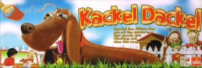 Kackel Dackel Reisespiel