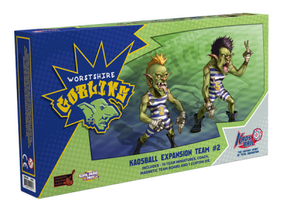 Kaosball: Team – Worstshire Goblins