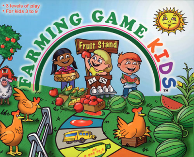 The Farming Game Kids
