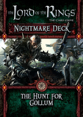 The Lord of the Rings: The Card Game - Nightmare Deck: The Hunt for Gollum