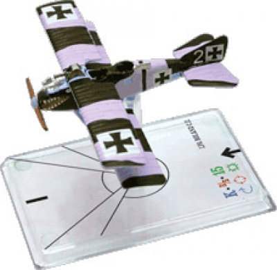 Wings of War: WW1 Airplane Pack - LFG Roland C.II (Luftstreitskräfte)