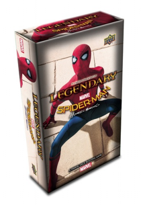 Marvel Legendary: Spider-Man Homecoming