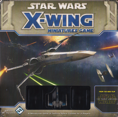 Star Wars: X-Wing Le Jeu de Figurines - Le réveil de la force