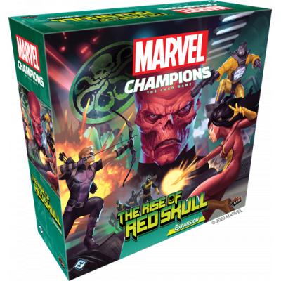 Marvel Champions: Il Gioco di Carte – L'Ascesa del Teschio Rosso