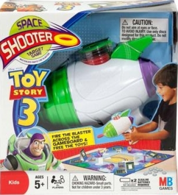 Space Shooter Target Game: Toy Story 3 Edition