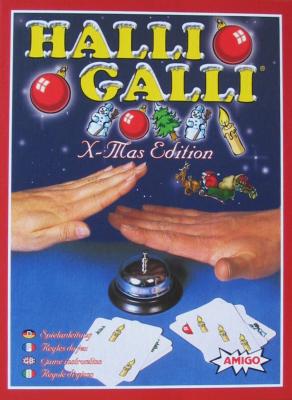 Halli Galli Xmas Edition