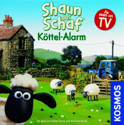 Shaun das Schaf - Köttel-Alarm