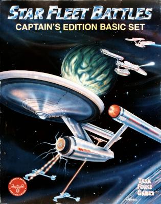 Star Fleet Battles: Captain's Edition Basic Set