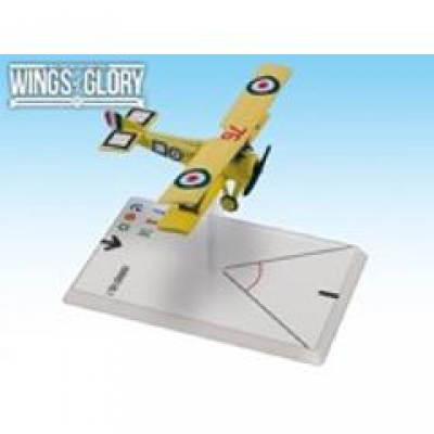 Wings of Glory: WW1 Airplane Pack - Hanriot HD.1 (Scaroni)